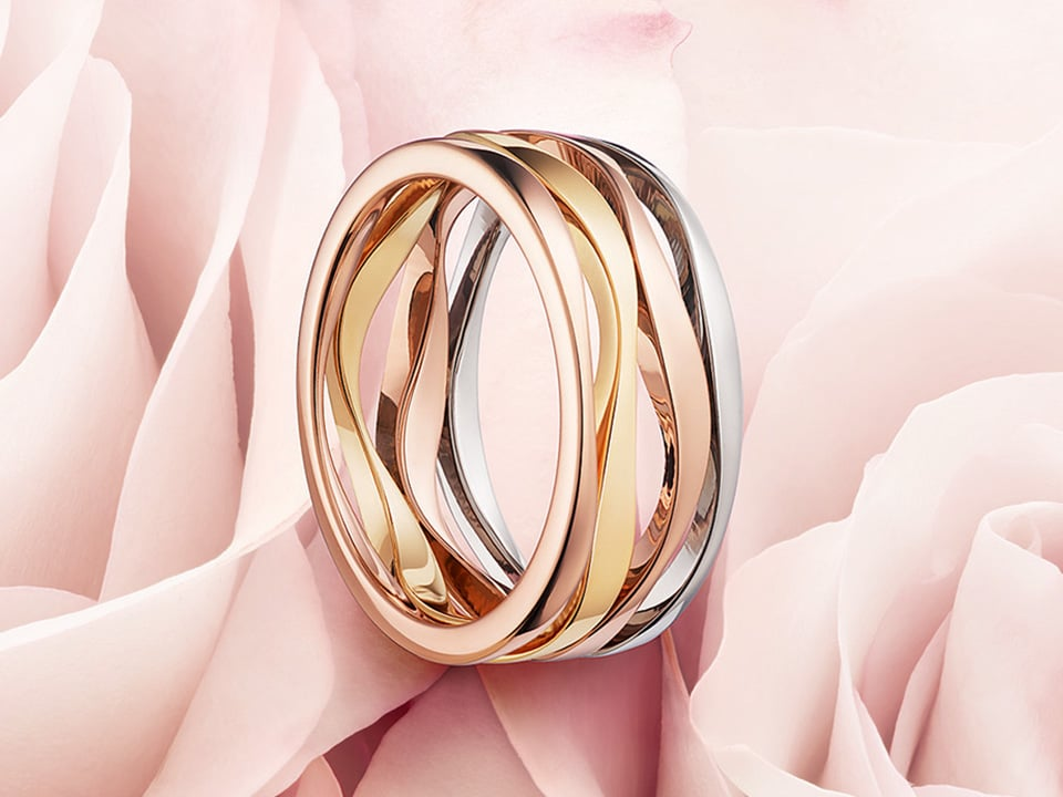 THE LADYMATIC RINGS