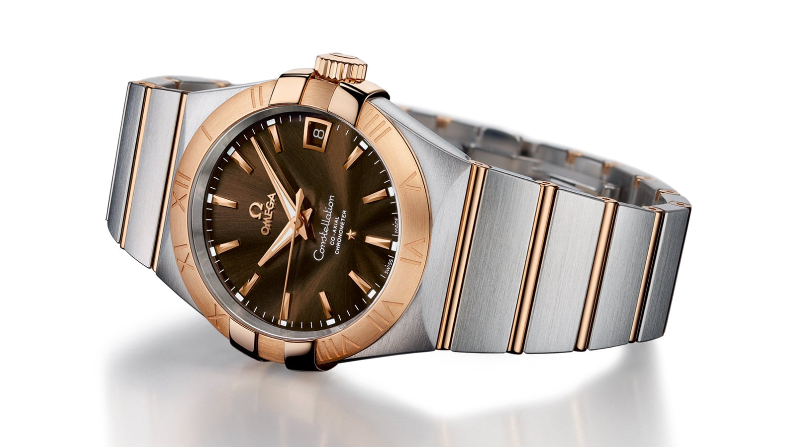 THE OMEGA CONSTELLATION GENTS' COLLECTION