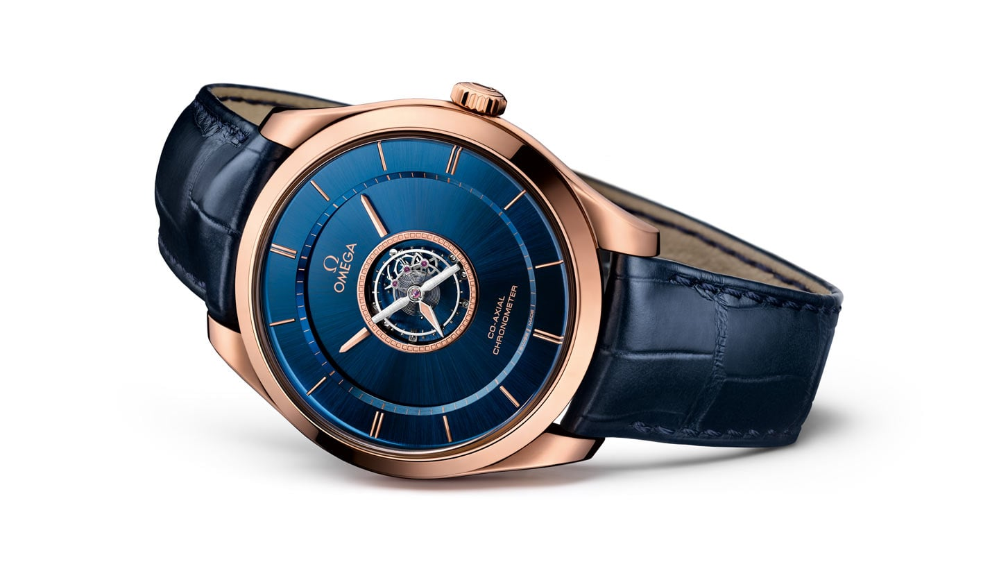 THE TOURBILLON CO-AXIAL NUMBERED EDITION 44 MM