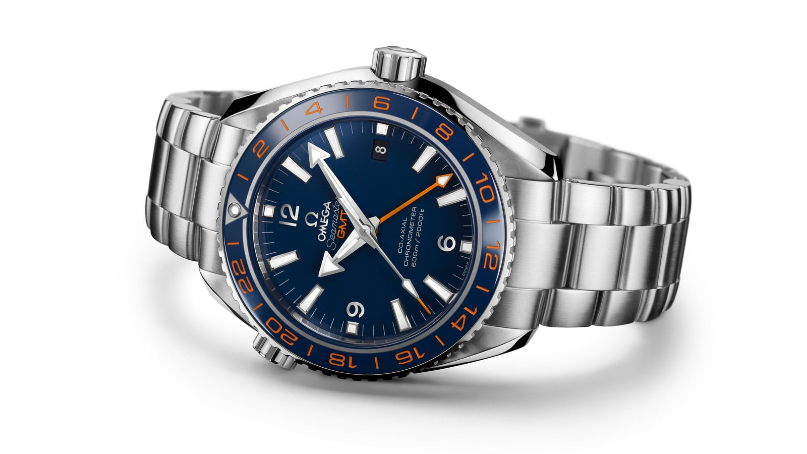 The Seamaster Planet Ocean 600M GMT GoodPlanet