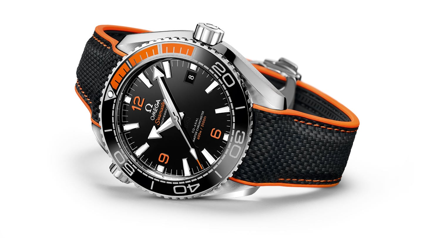 THE SEAMASTER PLANET OCEAN 600M COLLECTION
