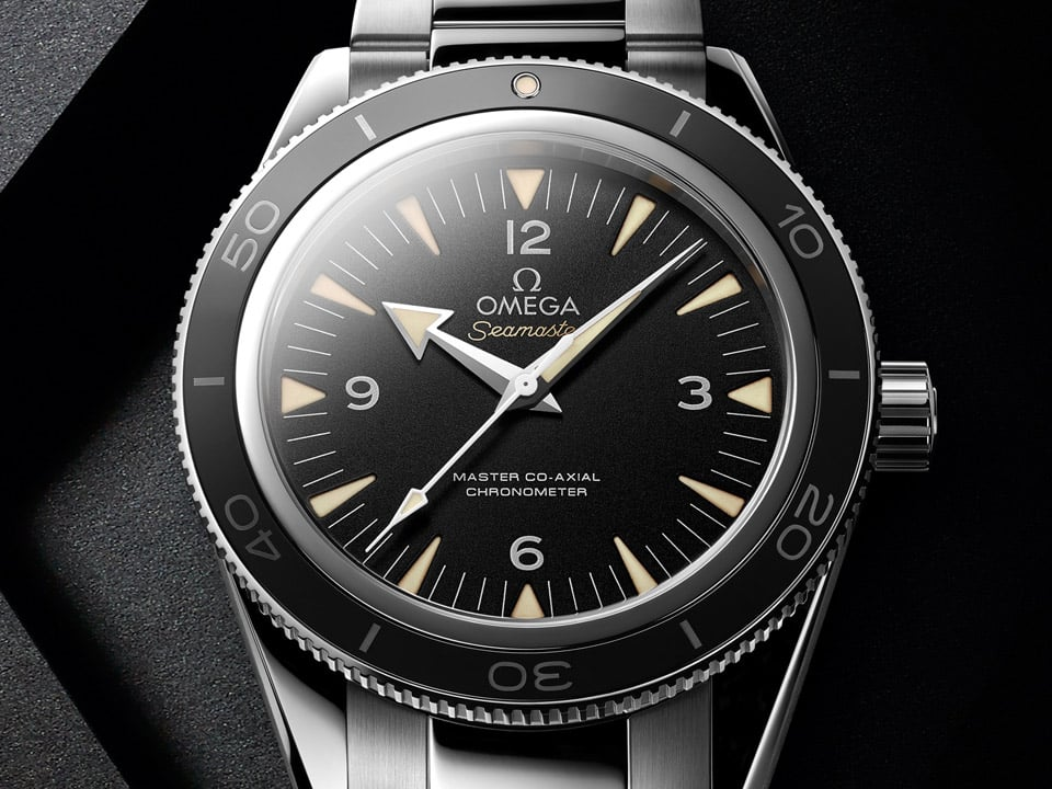 SEAMASTER 300 MASTER CO-AXIAL