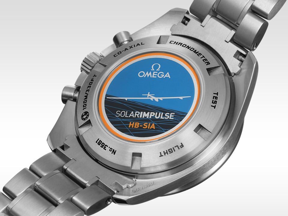 OMEGA AND SOLAR IMPULSE