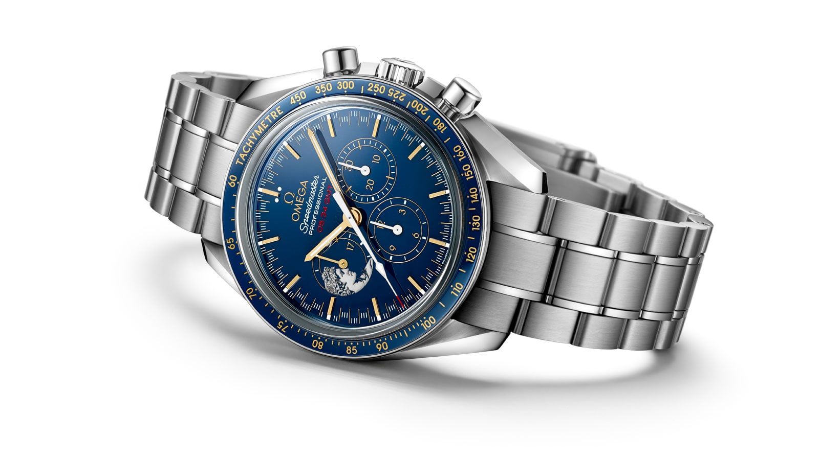 THE SPEEDMASTER APOLLO 17 45TH ANNIVERSARY LIMITED EDITIONS