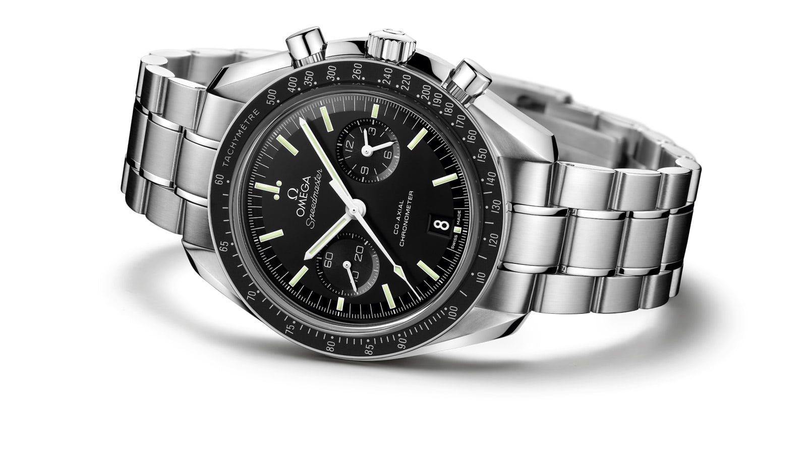 THE SPEEDMASTER MOONWATCH CHRONOGRAPH