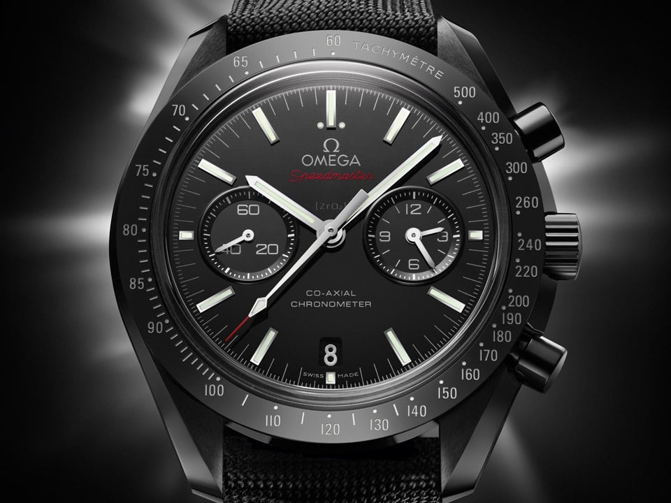 "SPEEDMASTER MOONWATCH ""DARK SIDE OF THE MOON"""