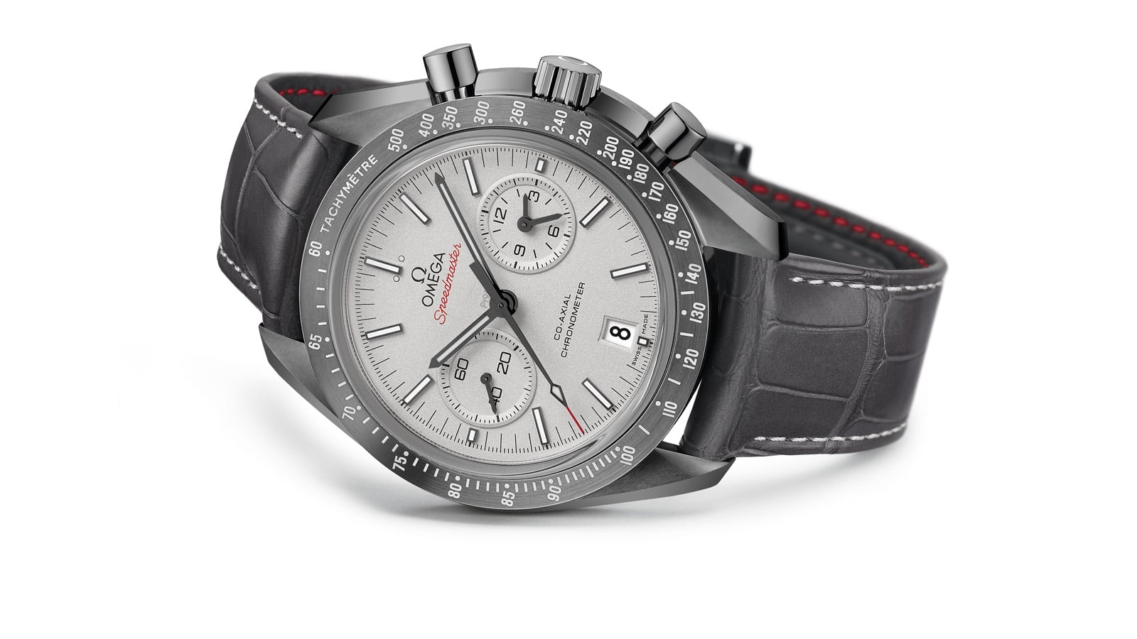 "THE SPEEDMASTER ""GREY SIDE OF THE MOON"""