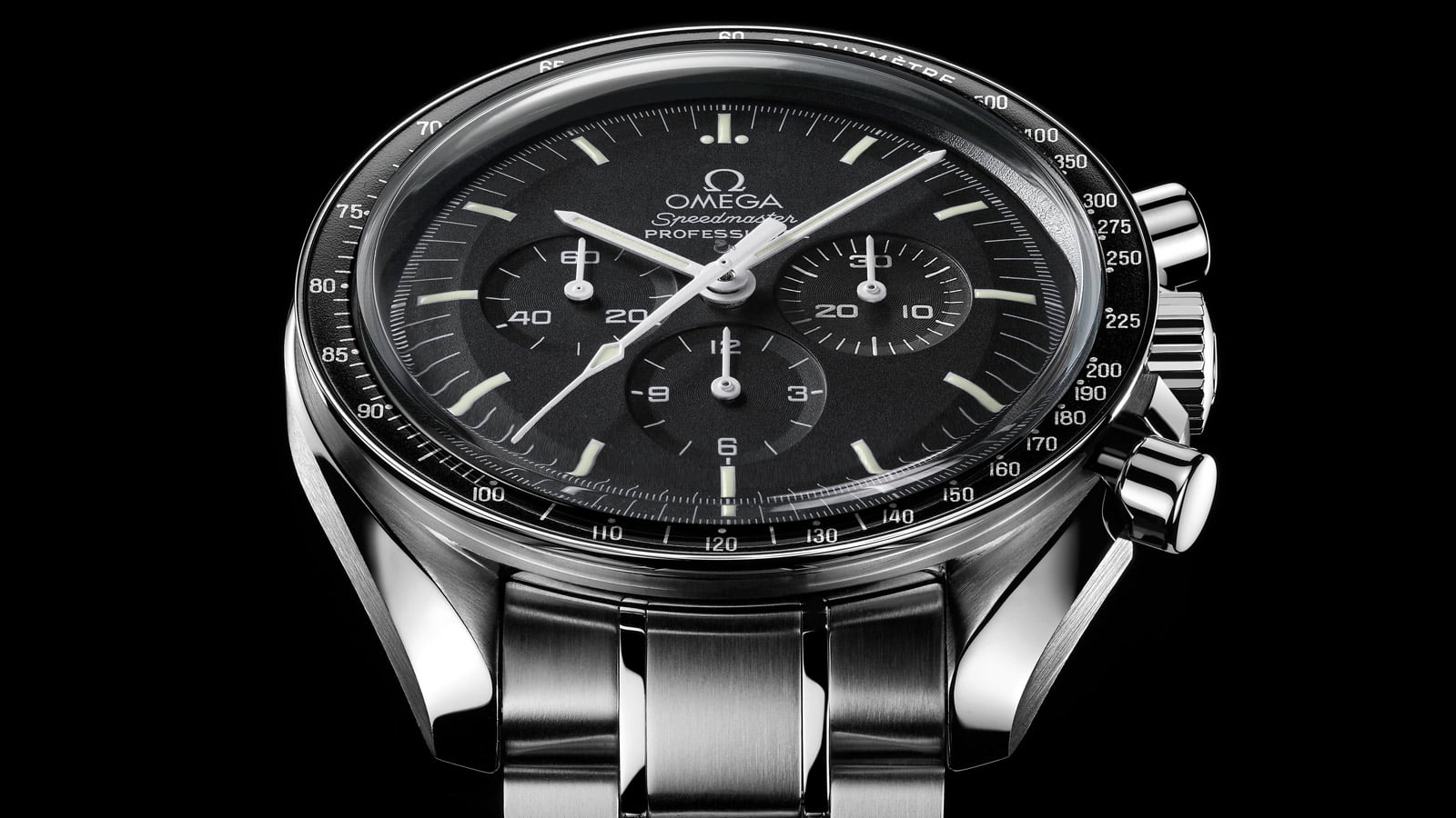 THE WORLD'S MOST FAMOUS CHRONOGRAPH
