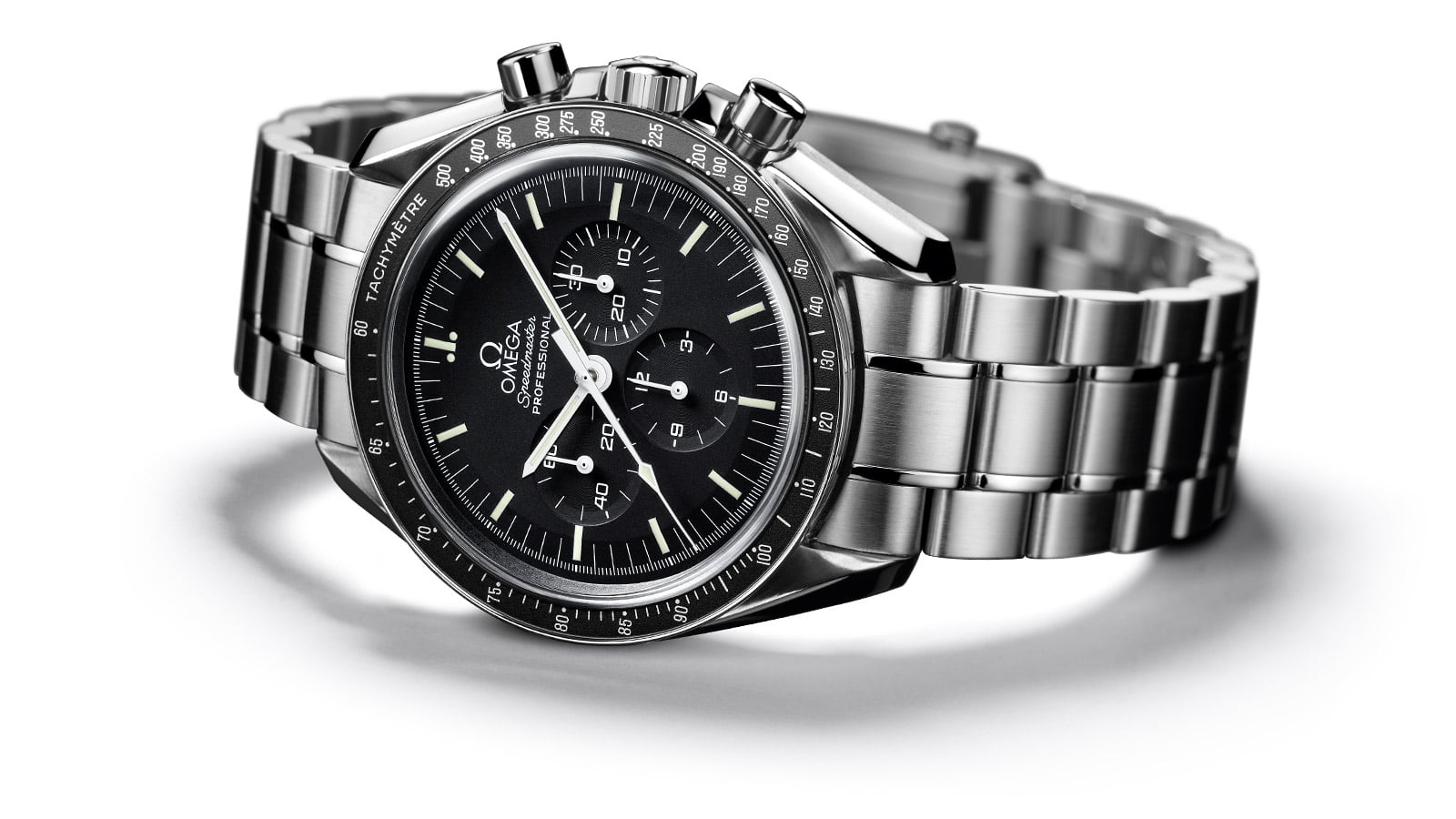 THE SPEEDMASTER PROFESSIONAL MOONWATCH