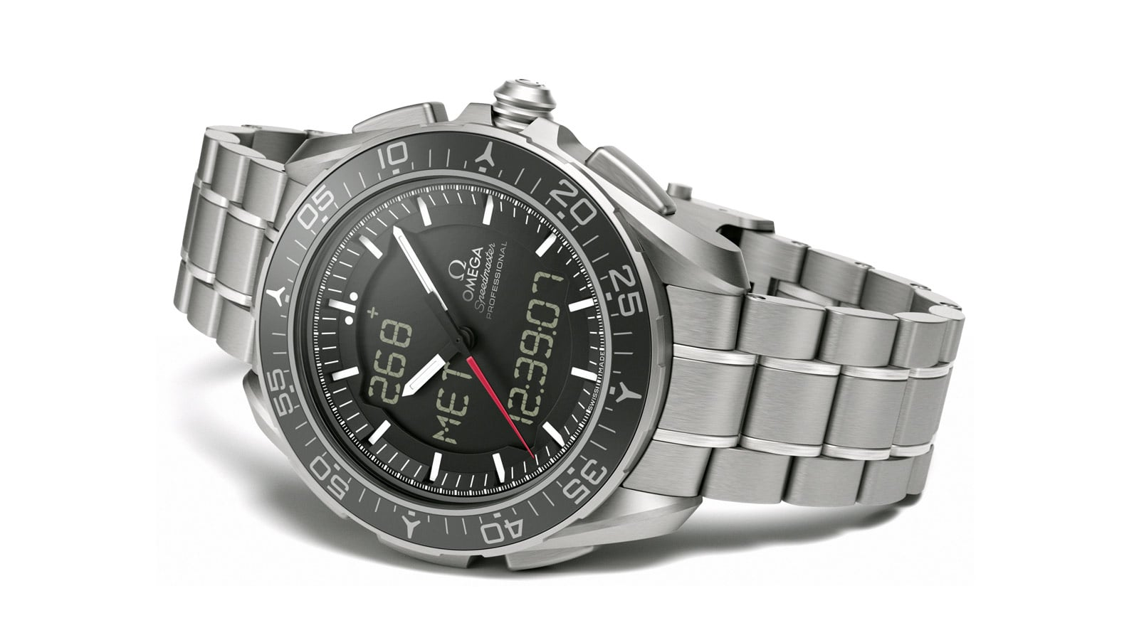 THE OMEGA SPEEDMASTER SKYWALKER X-33