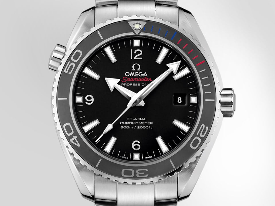 "THE OMEGA ""SOCHI 2014"" COLLECTION"